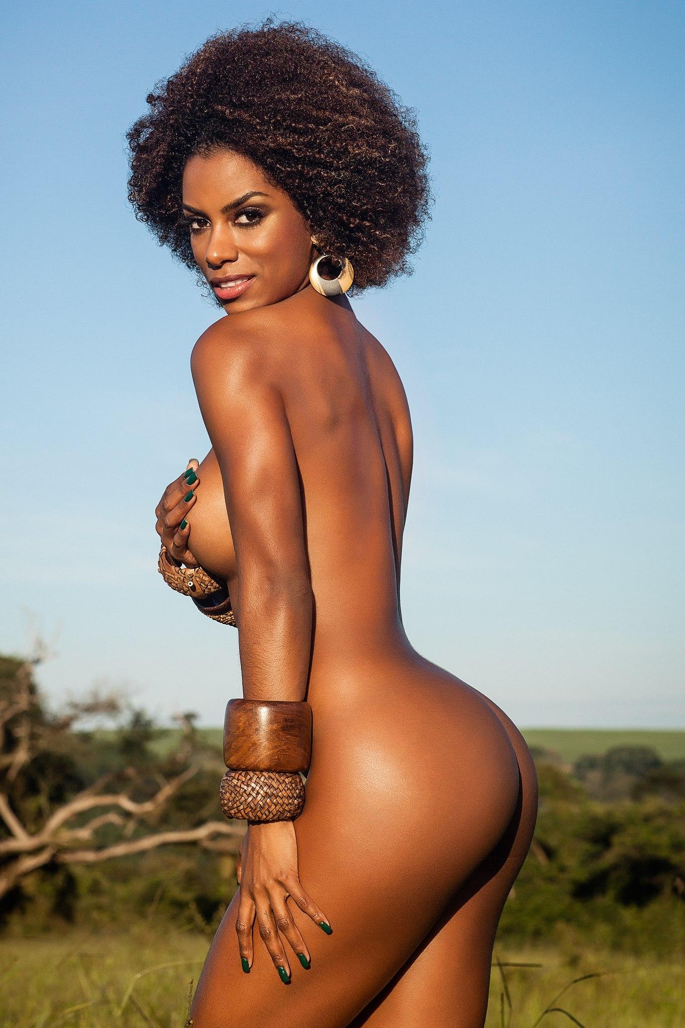 Эротика девушка негритянка