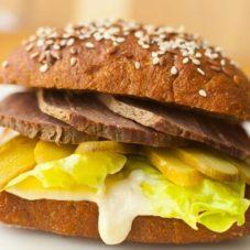 Сэндвичи, которые можно взять на работу