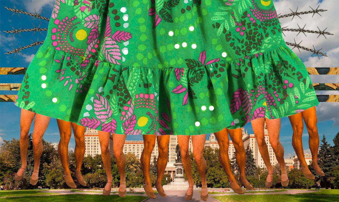 Русские женщины говорят и показывают свои половые органы 12 фотография