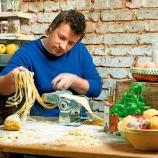 3 рецепта итальянской пасты от Джейми Оливера