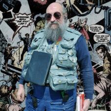 Жилет, борода и мозг: коротко о Вассермане