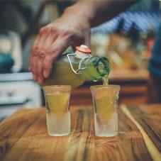 Готовим лимончелло