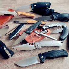 Отличный нож на всякий случай
