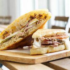 Брутальные стаут-сэндвичи