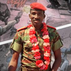 Томас Санкара: скромный президент честных людей