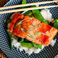 3 простых рецепта из лосося