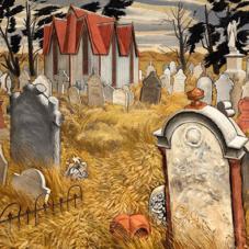 Прелесть и обаяние старых кладбищ. Часть II