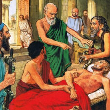 Суровые методы неподражаемой медицины прошлого. Часть I
