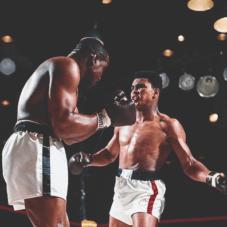 Виды боксерских ударов