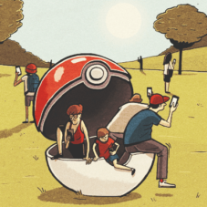 4 приложения с дополненной реальностью, которые не хуже покемонов