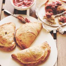 Кальцоне: это как пицца, но только пирог