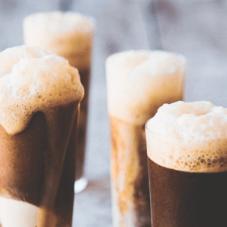 Пьяное мороженое