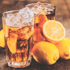 Ice-tea: охлаждающие чайные коктейли