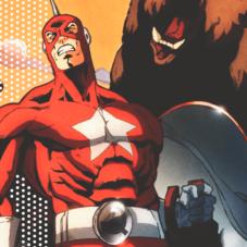 Русские в американских комиксах. Часть II