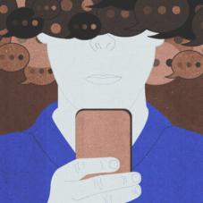 Зомби со смартфонами: как использовать телефон меньше