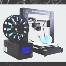 3D-принтеры, которые можно собрать своими руками