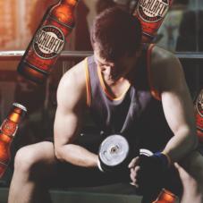 Лучшая тренировка для пьющих