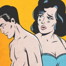 Когда хочешь секса только по любви