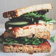 Необычные сэндвичи на каждый день