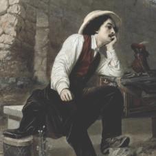 Как жили и развлекались мужчины из прошлого