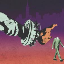 Как большой город постепенно тебя убивает