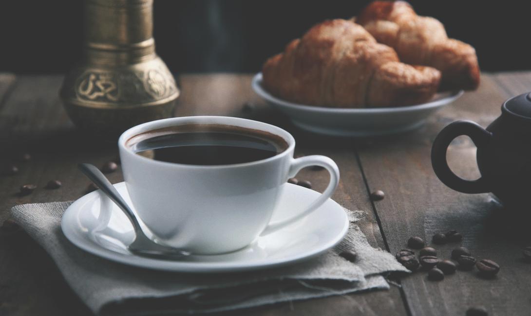 Кофе укрепляет член
