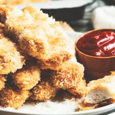 5 отменных рецептов куриных палочек
