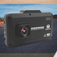 Полный контроль над дорогой с PlayMe P500 TETRA