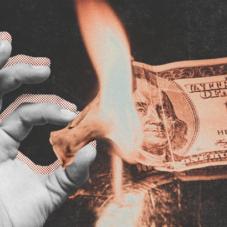 Что происходит, когда твои деньги превращаются в мусор