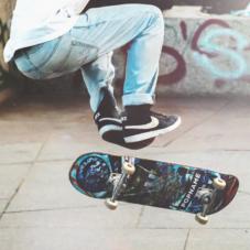 Напутствие начинающему скейтеру