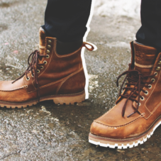 Как ухаживать за обувью в плохую погоду