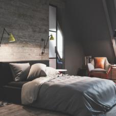 Мужская спальня: советы по интерьеру