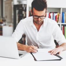Как писать официальное письмо