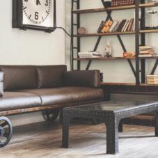 Loft: дух фабричных машин в твоей квартире