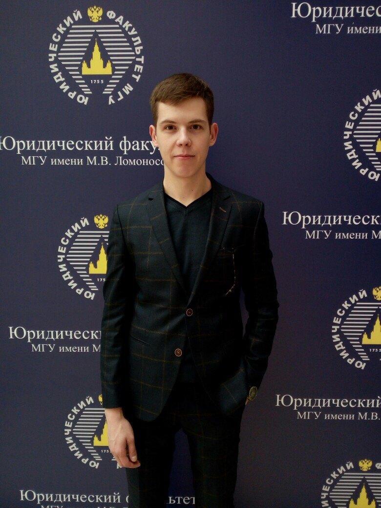 Скамьин Михаил
