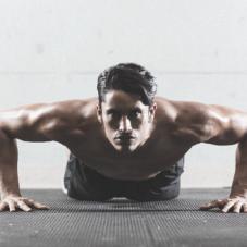 Комплекс упражнений, который прокачает твое тело без железа