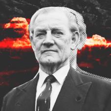 Джек Черчилль — герой, прошедший Вторую мировую с луком и палашом