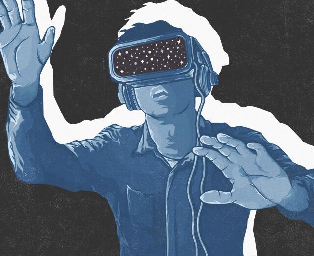 Геймер похудел на 5 кг, играя в «Skyrim VR»