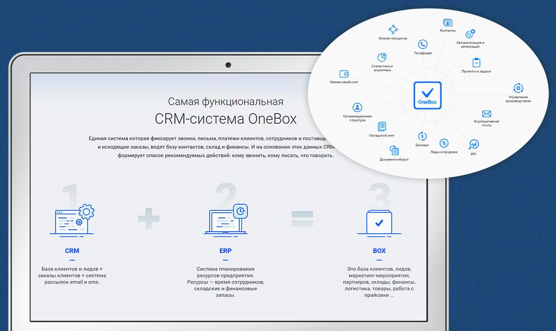 Onebox CRM