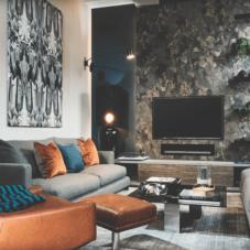 Как обустроить гостиную, если ты живешь в однушке