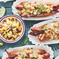 5 лучших летних блюд на гриле