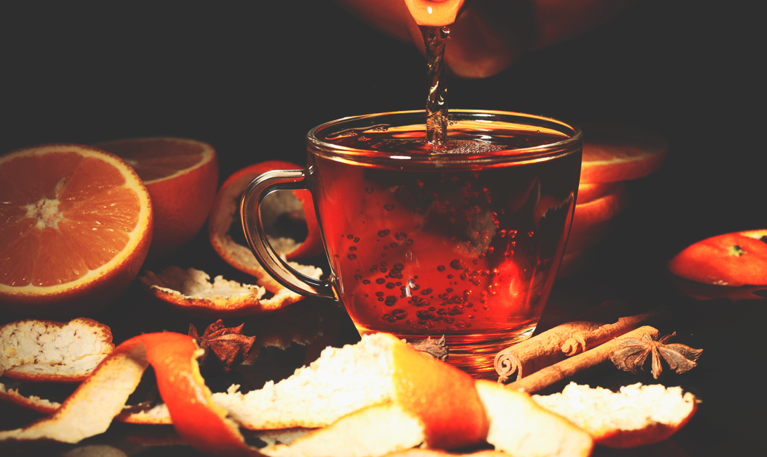 пленка на чае при заваривании