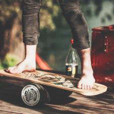 Балансборд: как стать мастером равновесия