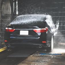 Чистый автомобиль без очередей