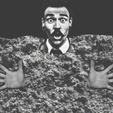 Как выбраться из бетона