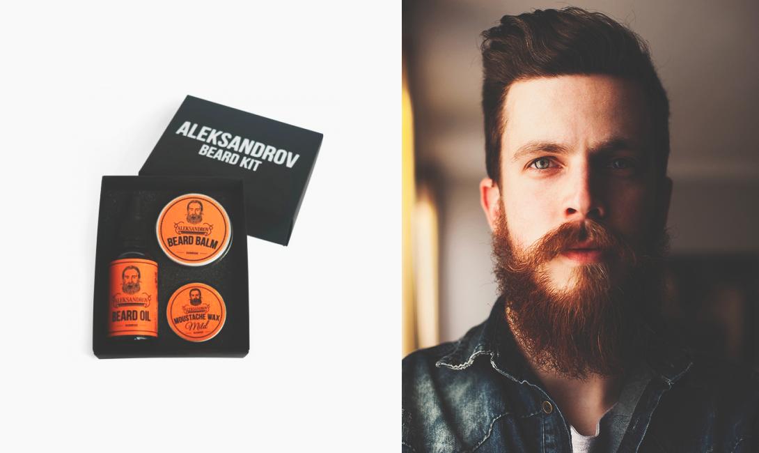 Набор для ухода за бородой