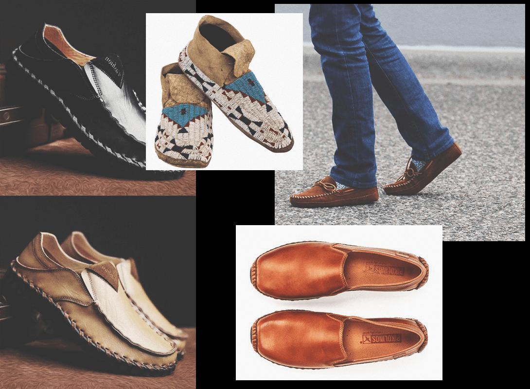 Мокасины — это обувь, которая была придумана индейцами. Хотя вряд ли ты  найдешь что-то общее между современными стильными мокасинами и их  североамериканским ... d9061481590