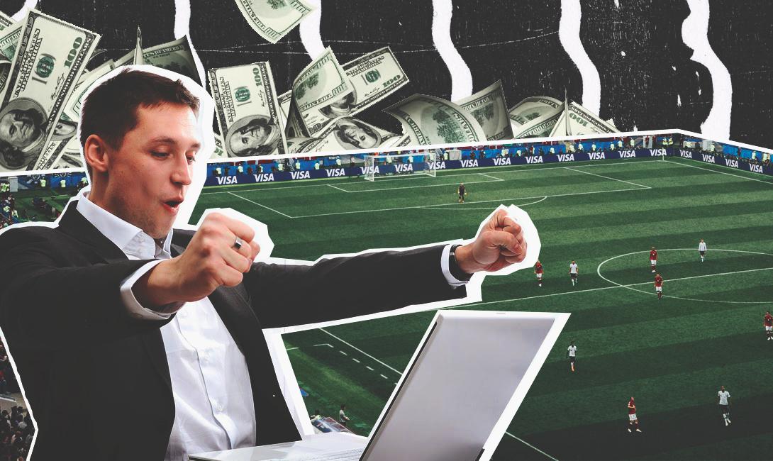 Не везет на ставках в спорт как заработать в интернете реклама на своем сайте