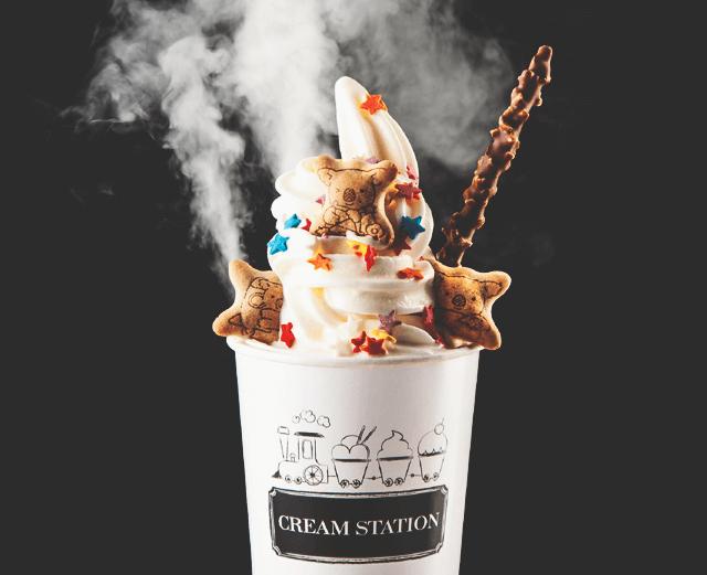 Дымящееся мороженое: уникальная идея, которая переросла в прибыльный проект